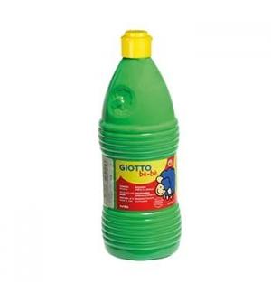 Guache Liquido Giotto Be-Be 1 Litro Verde