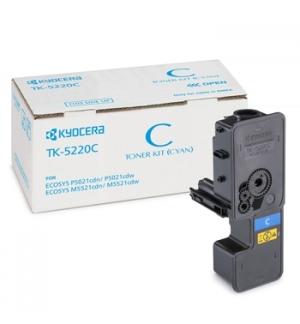 Toner Ecosys M5521/P5021 (TK5220C) Azul