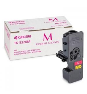 Toner Ecosys M5521/P5021 (TK5220M) Magenta