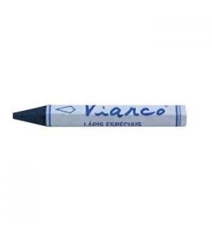 Lapis Dermatografico Pastel Viarco 801 Azul 12un