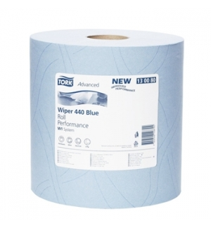 Rolo Toalhas Mao Azul 255mtsx36,9cm 3Fls TORK W1-1Rolo
