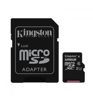 Cartao Memoria KINGSTON128GB Canvas Select Micro SDHC