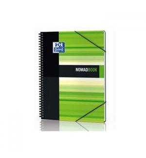 Caderno Espiral A4 Oxford Nomadbook Pautado 90gr 80Fls