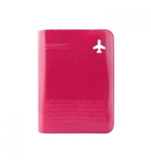 Capa para Passaporte Rosa