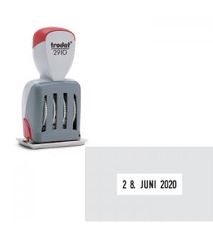 Datador de Chapa Trodat 2910/P06 60mmx35mm
