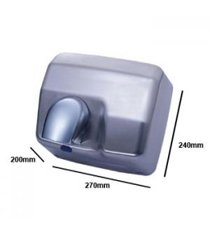 Secador de Maos Electrico com Sensor PW-250 2500W Aco Cromad