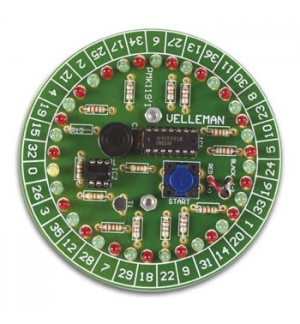 Kit de Roleta Electrónica