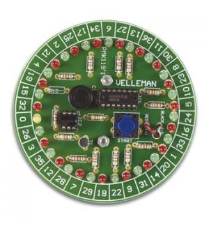 Kit Roleta Eletrónica