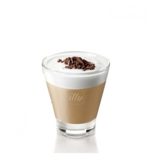 Copos Vidro Illy Marrochino/Illycrema 60cl (Pack 12)