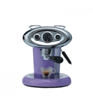 Máquina Café Cápsulas ILLY X7.1 Iperespresso Lilás