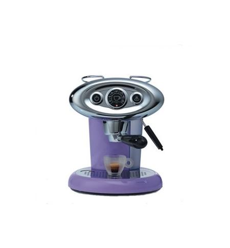 Maquina Cafe ILLY X7.1 Iperespresso Cor Lilas