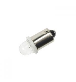 Lampada LED p/Automoveis cor branca 12V 1500mcd (pack 2un)