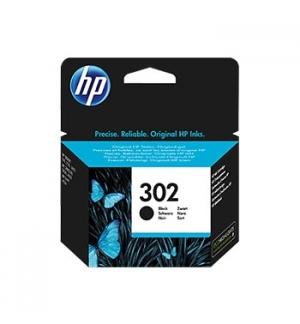 Tinteiro OfficeJet 3639/3800/3830 (F6U66AE) Nº302 Preto