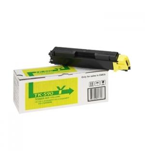 Toner Ecosys M6030/M6530/P6130 (TK5140Y) Amarelo