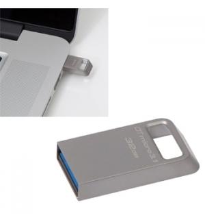 Pen Drive 32GB DataTraveler Micro USB 3.1 Metal