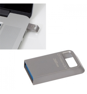 Pen Drive 32GB KINGSTON DataTraveler Micro USB 3.1