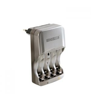 Carregador Pilhas  AA / AAA c/Adaptadores Varios Paises