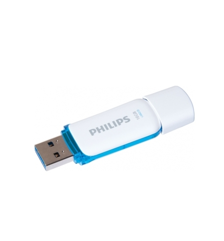 Pen Drive 16GB Snow Edition USB 2.0 Azul