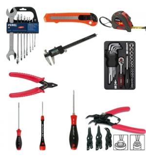 Conjunto de ferramentas para assemblagem da Vertex K8400