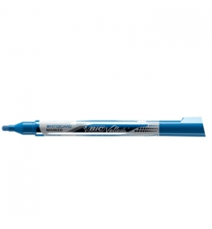 Marcador Quadros Brancos BIC Velleda Azul - 1un