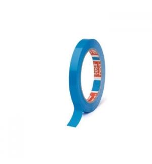 Fita Adesiva Pvc Azul Tesa 4204/62204 12mmx66mts - 1un