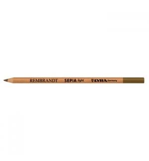 Lapis Sepia Claro sem Oleo Lyra Rembrandt Art Specials - 1un