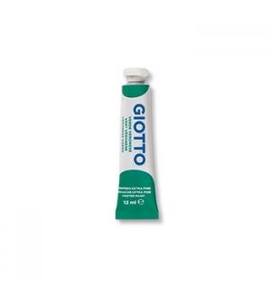 Guache Giotto 12ml Verde Esmeralda - 1un