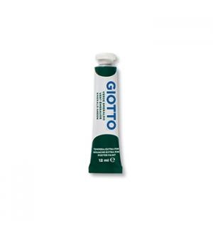 Guache Giotto 12ml Verde Escuro - 1un