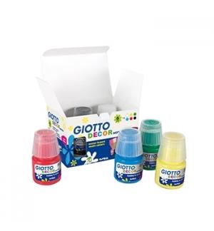 Guache Liquido Giotto Decor Acrilico 25ml Caixa 6un