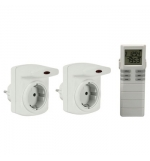 Medidor de energia Wireless 230V/16A p/ controle de custos