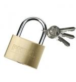 Cadeado de 30mm c/ 3 chaves