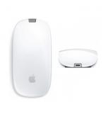 Rato Magic 2 Bluetooth Branco e prata