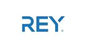 imagem do logotipo da marca REY