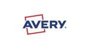 imagem do logotipo da marca AVERY