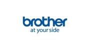 imagem do logotipo da marca BROTHER