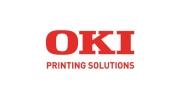 imagem do logotipo da marca OKI