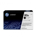 Toner HP Laserjet 80A para Pro400/M401/MFP425 27k Preto