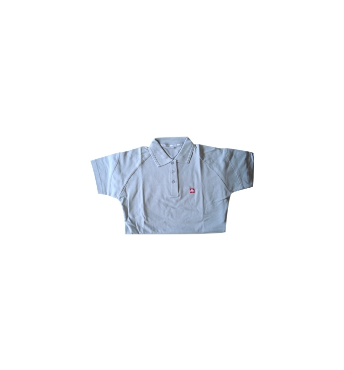 Polo Manga Curta ILLY Homen - nownextnew 7849731efcd09