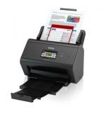 Scanner de Mesa ADS2800W Portatil A4 Cores USB 20 Wi-Fi